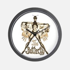 $19.99 The ButterFly Wall Clock