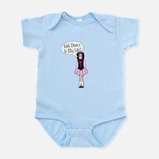 Ass Kickin' Irish Dancers Infant Bodysuit