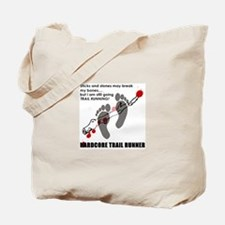 Hardcore Trail Runner Tote Bag