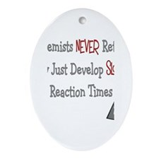 Professional Occupations III Ornament (Oval)