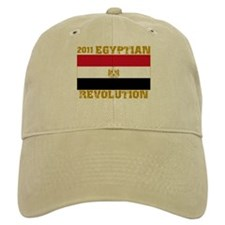 2011 Egyptian Revolution Baseball Cap