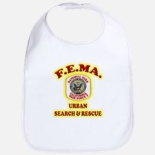 F.E.M.A. Search & Rescue Bib
