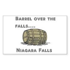 Niagara Falls Bumper Stickers