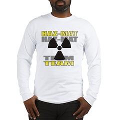 HAZ-MAT Long Sleeve T-Shirt