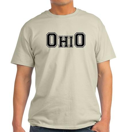OhiO Boobies Light T-Shirt