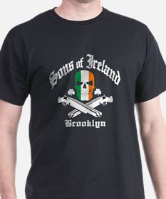 Sons of Ireland Brooklyn - T-Shirt