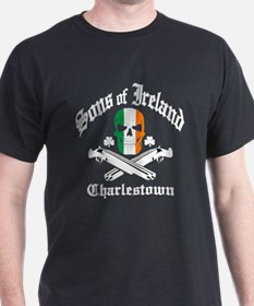 Sons of Ireland Charlestown - T-Shirt
