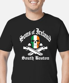 Sons of Ireland South Boston - T