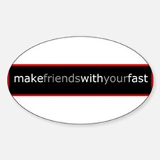 MkV GTI Oval Decal
