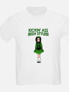 Cool Canadian girls kick ass T-Shirt