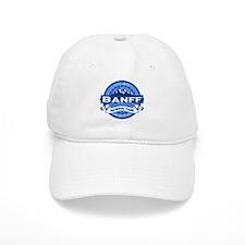 Banff Natl Park Cobalt Baseball Cap