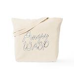 Angry Wasp Tote Bag
