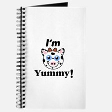 I'm Yummy Cow Journal