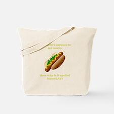 MmmEat! Tote Bag