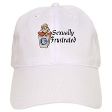 Sexually Frustrated Baseball Cap