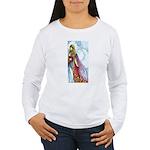 book fairy Women's Long Sleeve T-Shirt
