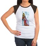 book fairy Women's Cap Sleeve T-Shirt
