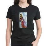 book fairy Women's Dark T-Shirt