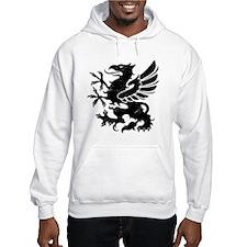 Black Gryphon Jumper Hoody
