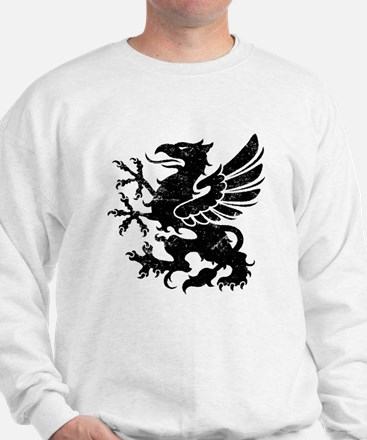 Black Gryphon Jumper