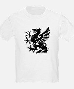 Black Gryphon T-Shirt
