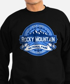 Rocky Mountain Blue Sweatshirt