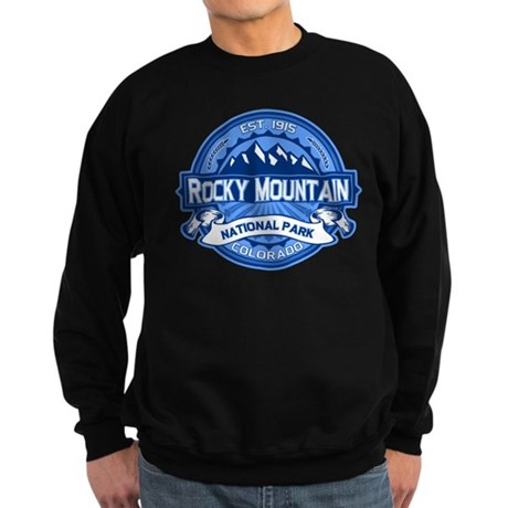 Rocky Mountain Blue Sweatshirt (dark)