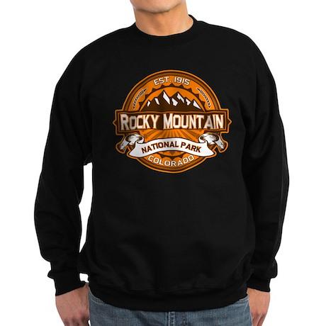 Rocky Mountain Pumpkin Sweatshirt (dark)