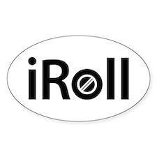 iRoll Decal