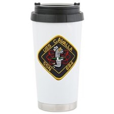 USS CAVALLA Travel Mug