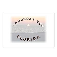 Longboat Key Postcards (Package of 8)