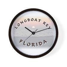 Longboat Key Wall Clock