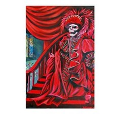 Phantom of the Opera Postcards (Package of 8)