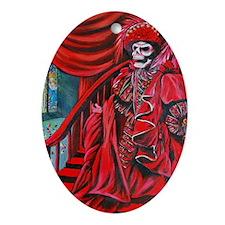 Phantom of the Opera Ornament (Oval)