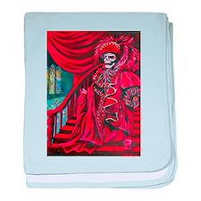 Phantom of the Opera baby blanket