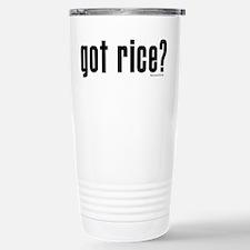 got rice? Travel Mug