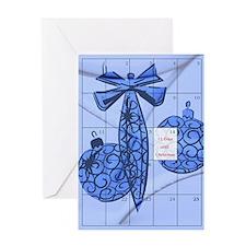 11 Days to Christmas Greeting Card
