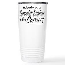 Computer Engineer Nobody Corner Travel Mug
