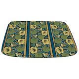 Art nouveau Memory Foam Bathmats