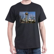 Knoxville Black T-Shirt