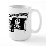 Pirates for Peace Larrrrge Mug