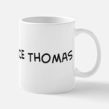 I Love Clarence Thomas Mug