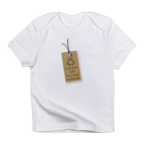 Recycled Materials Infant T-Shirt