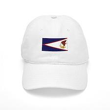 Am. Samoa Flag Baseball Cap