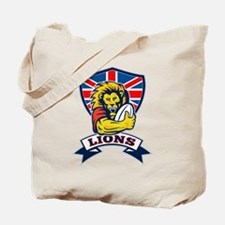 British Lion rugby Tote Bag