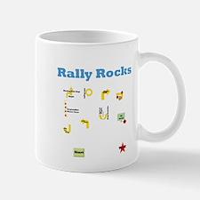 Rally Rocks v6 Mug