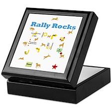 Rally Rocks v6 Keepsake Box