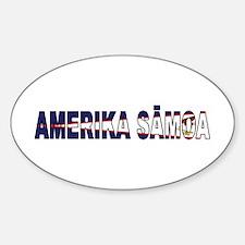 American Samoa Decal
