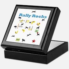 Rally Rocks v8 Keepsake Box