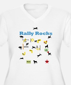 Rally Rocks v8 T-Shirt